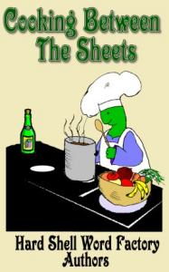 Cooking Between The Sheets (cover art by Kate Douglas)